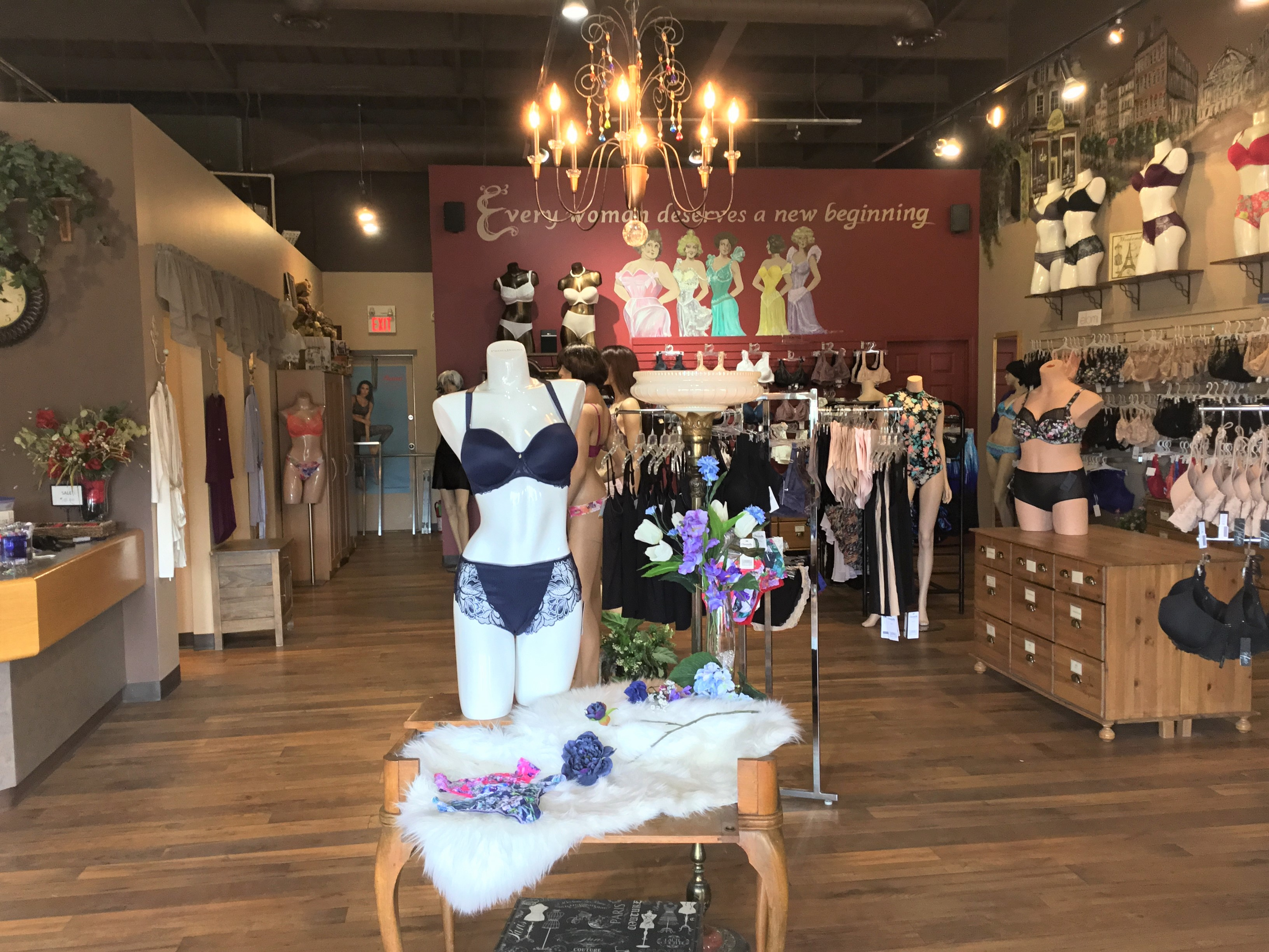 New Beginnings Intimate Apparel - Brandon, Manitoba