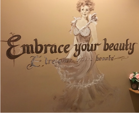 Embrace your beauty - New Beginnings Intimate Apparel - Brandon, Manitoba